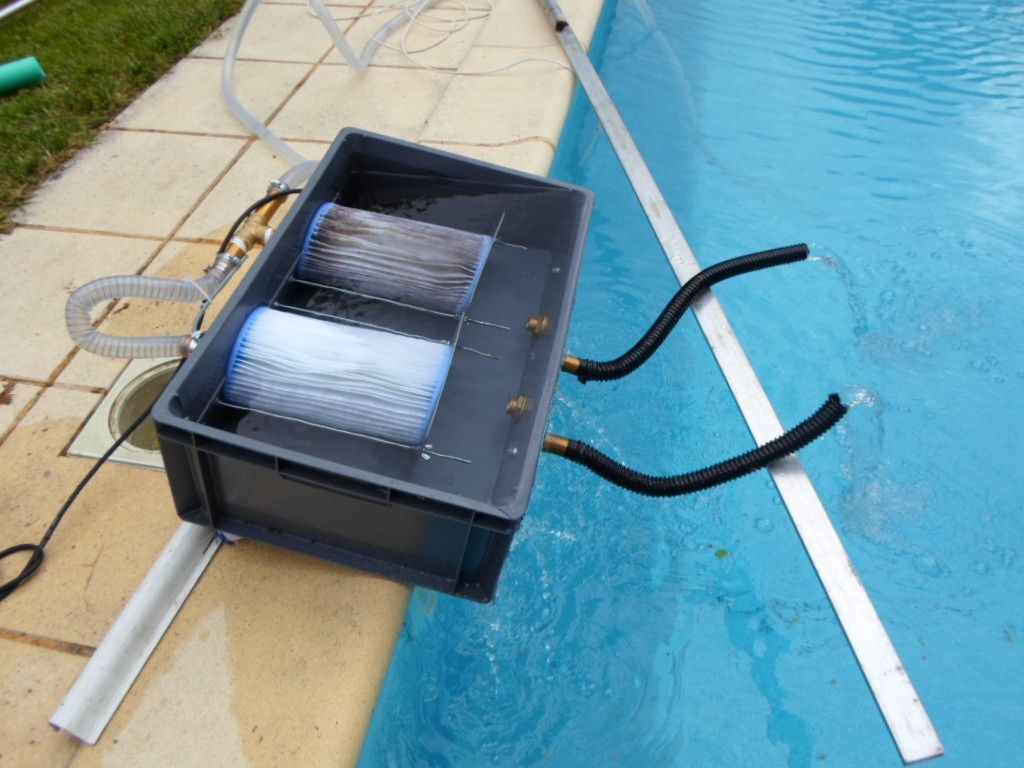 Traitement de fond d 39 une piscine for Traitement de piscine