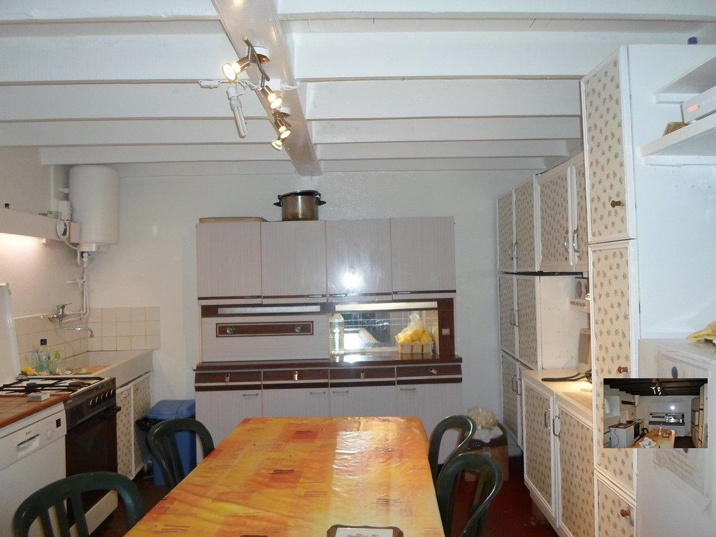 peinture exemple cuisine. Black Bedroom Furniture Sets. Home Design Ideas